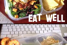 Around the Office / Inspiration for packing lunches, decorating your desk and more!