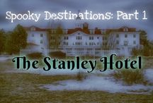Spooky Destinations / A collection of our spookiest adventures; haunted houses, hotels and just plain creepy locations.