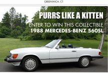 CHMC proud sponsor of Adopt-A-Dog.org / AAD MB  Buy your ticket to win this car by calling 203.629.9494 or come to the event on Sunday September 21, 2014 Greenwich CT  - Roger Sherman Baldwin Park. All donations go to: Puttin' On The Dog...