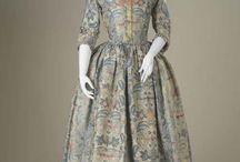 1720s Fashions