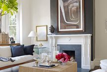 Modern with Antiques