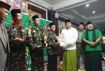Juara 1 MTQ Banser Tingkat Provinsi Jatim Disabet Santri Dari Kediri