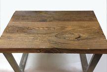 Möbel aus Altholz / Öko. Stilvoll. Möbel mit Seele.