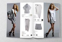Fashion catalogues inspiration