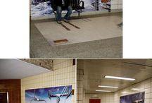 Gde reklamirati turizam / Gde reklamirati turizam: na bilbordima, u ambijentu, na putu, u metrou...