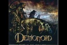 Metal | Albums  / #metal #music #video #album #cover #heavy #death #thrash #black #symphonic #gothic #power