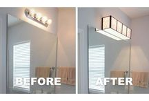 replace hollywood strip lighting