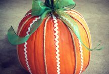 Fall decor / by Laura Smith