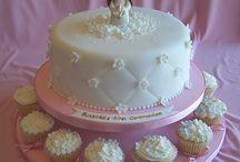 Holy communion cakes