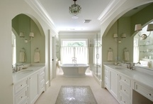 Fabulous Bathrooms / Here are some bathrooms we have come across and just love!