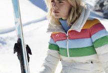 Down Jackob + Ski Suit