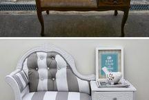 Furniture makeover