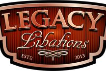 Legacy Libations / Feast your eyes on sexy images of your favorite #moonshine and #whiskey products from Copper Barrel Distillery.