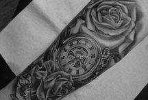 Rosa-Reloj