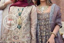 party dress (pakistan)