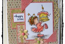 Lili of the Valley / creations made using Lili of the Valley stamps