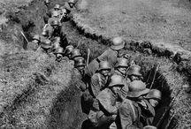 Wereldoorlog I / De eerste wereld oorlog