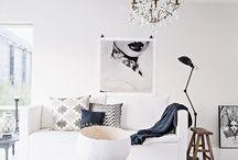 Room Decor Modern Vintage
