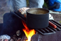A Scout is hungry / Cooking and food stuff. For the outdoors, or the indoors.