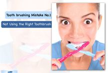 Tooth Brushing Mistakes