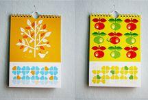 Diseño: Calendarios