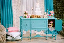 Molly's turquoise room