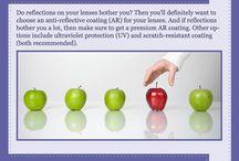 Eyeglasses Infographics