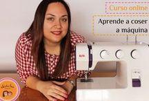 A coser!