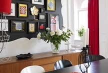 decorating ideas / by Amy Tinsley