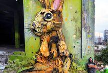 Street Art Bordalo