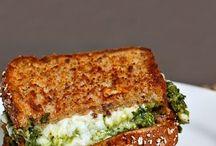 Cheese and bread / by Jessica Dawson