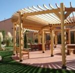 Shade ideas for backyard