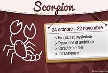 Astro scorpion