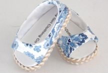 AG Shoes / Ideas for 18 inch doll shoes  / by Judy Hart