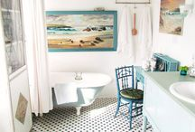 Bathroom ideas / by Sarah Trevor