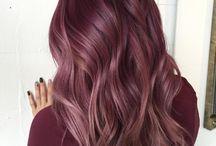 I WANT (hair)