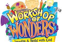 VBS 2014 Workshop of Wonders / Ideas for VBS