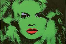 Andy Warhol / by Sarah Loggie
