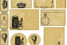 Printables / para imprimir / by Consu Manteca