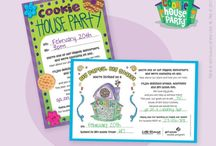 Cookie House Party