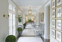 Entry's/Hallways