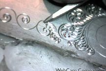 Metalsmithing & carvings