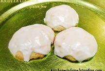 Ricotta Cookies / Ricotta Cookies Kitchen Wisdom Gluten Free Recipe http://kitchenwisdomglutenfree.com/2015/12/10/ricotta-cookies-gluten-free-forget-what-you-know-about-wheatc-december-2013-2/