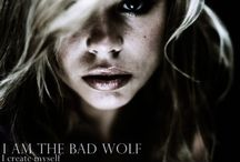 Bad Wolf / Rose Tyler <3 <3 || What can I say? She's Rose, and she's funny and loyal and so, so good for the Doctor, and watching her with Nine and Ten is heartbreakingly adorable. || Check out my other boards for Nine, Ten, Eleven, more Companions, and general Doctor Who awesomeness.