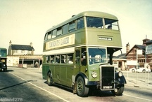 Crosville buses