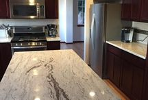 Counter tops for Cherry Cupboards