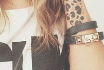 Леопардовые татуировки