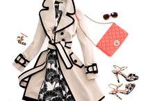 Winter wear obsession / by Tiffany Morgan