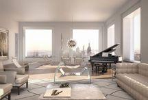 Luxury condo Penthouse