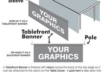 To Market / Ideas for selling at conventions, fairs, and markets